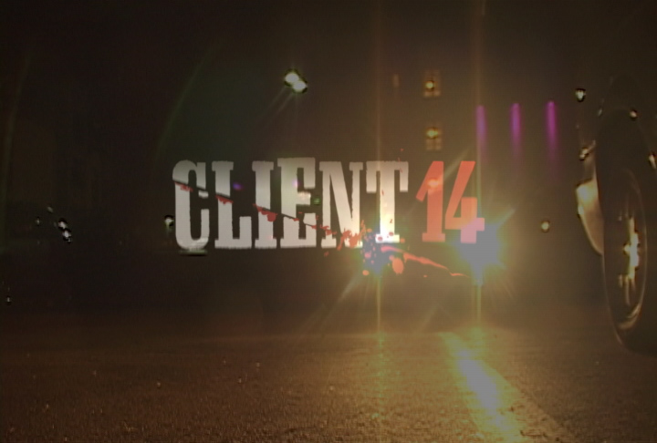 Client 14 Title Screen