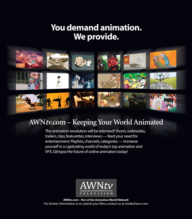 AWNtv You Demand Ad